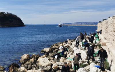 Environnement : SNCF soutient Clean my Calanques